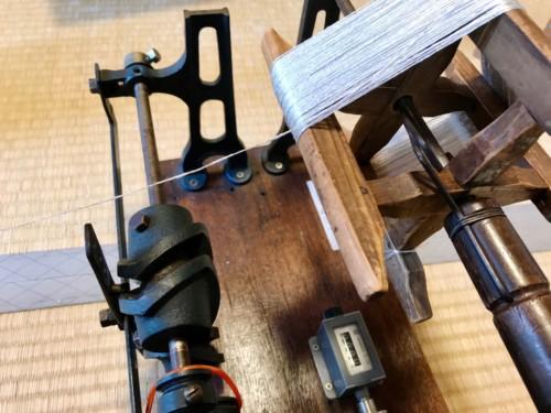八寸帯 お誂え オーダー 絹 手織り 紬