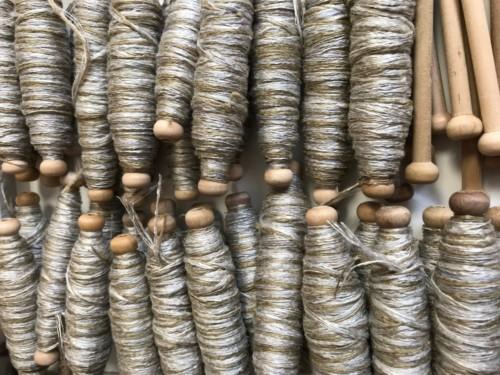 八寸帯 オーダー 紬 手織り 注文 お誂え