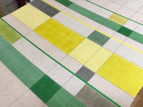 九寸名古屋帯 織り 染織 オシャレ 普段着物